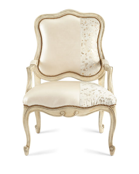 Image 3 of 4: Massoud Lacy Bergere Chair