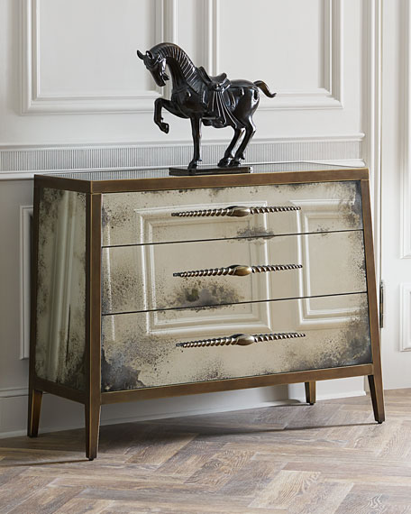 Image 1 of 2: Pascala Mirrored Chest