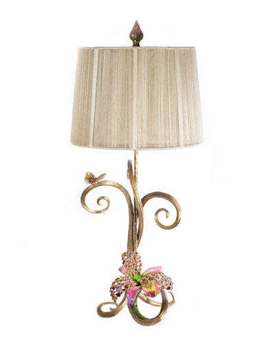 Small Orchid Lamp