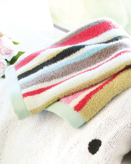 Chelsea Stripe Washcloth