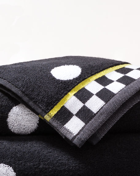 Dotty Face Cloth