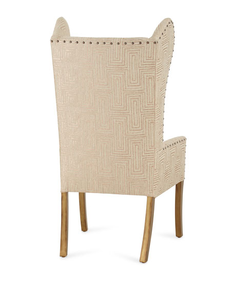 Coco Rose Wingback Chair