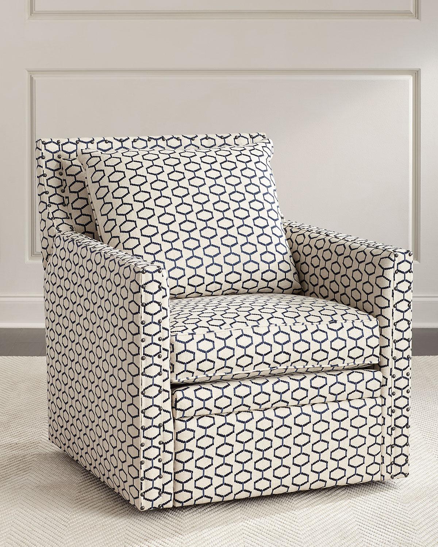 Groovy Kadi Swivel Recliner Chair Theyellowbook Wood Chair Design Ideas Theyellowbookinfo