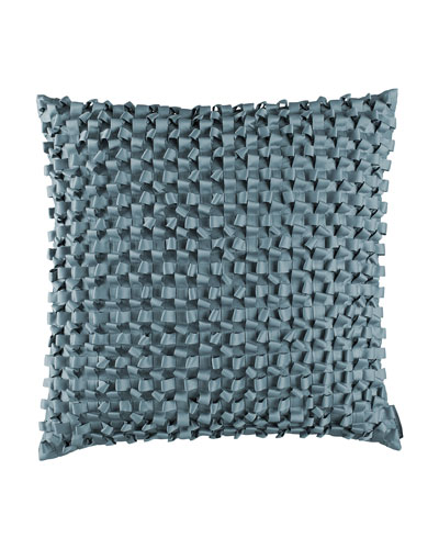 Jackie Ribbon Pillow  20Sq.