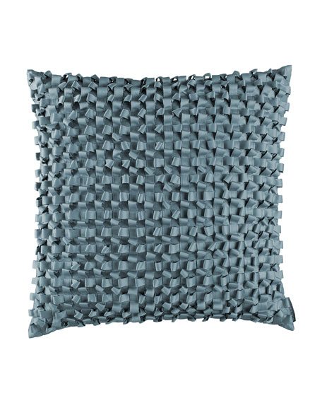 Lili Alessandra Jackie Ribbon Pillow, 20