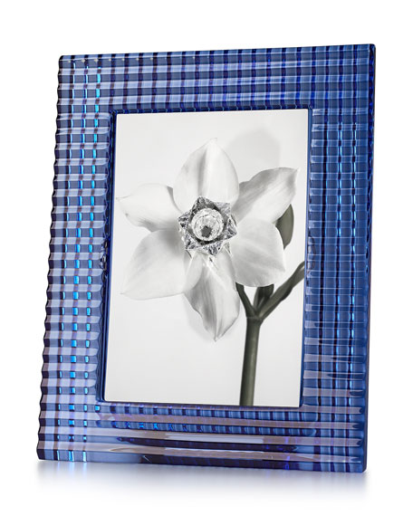 Baccarat Blue Eye Frame, 5