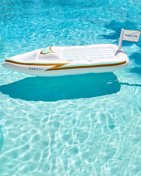 Funboy Yacht Pool Float | Neiman Marcus