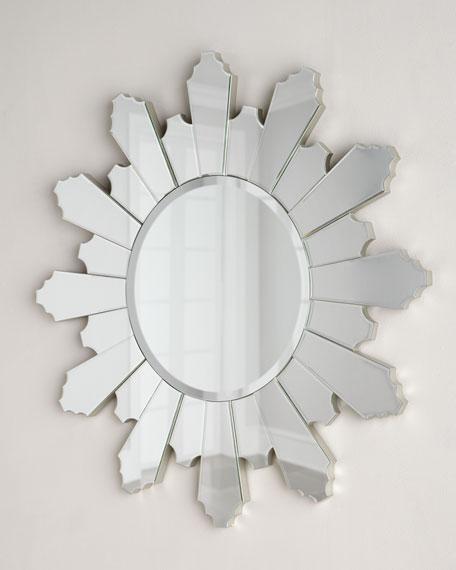 Sunburst Wall Mirror