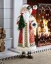 "Tall Highland Santa, 32"""