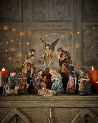 Nativity  10-Piece Set