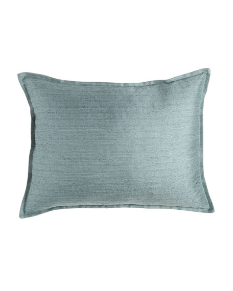 Isabella Collection by Kathy Fielder Standard Caspin Blue Sham