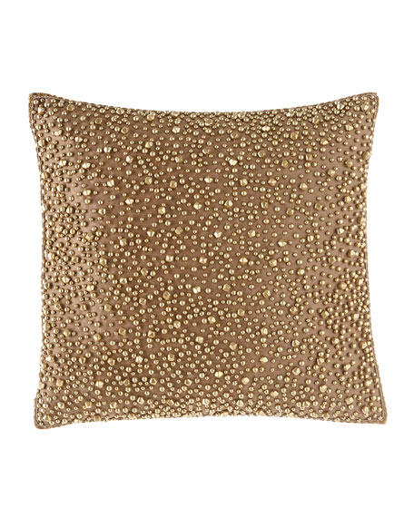 "Marguerite Bee Pillow, 15"" x 18"""
