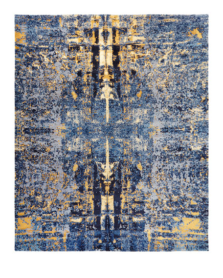 Jubilee Rug, Twilight, 6' x 9'