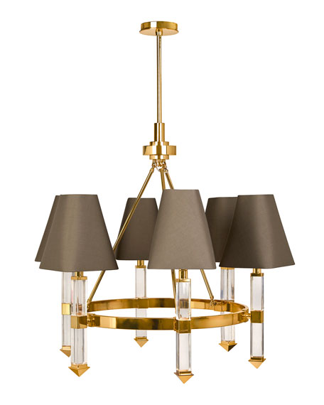 Jacques 6-Light Chandelier