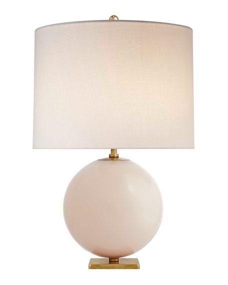 kate spade new york Elsie Reverse Painted Globe Table Lamp