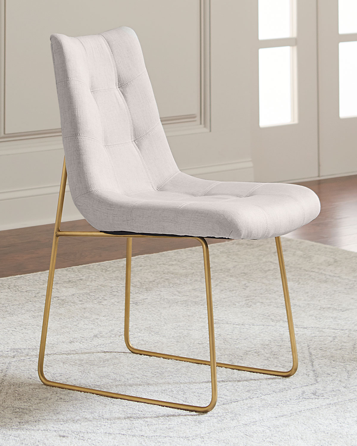Ande Tufted Dining Side Chair