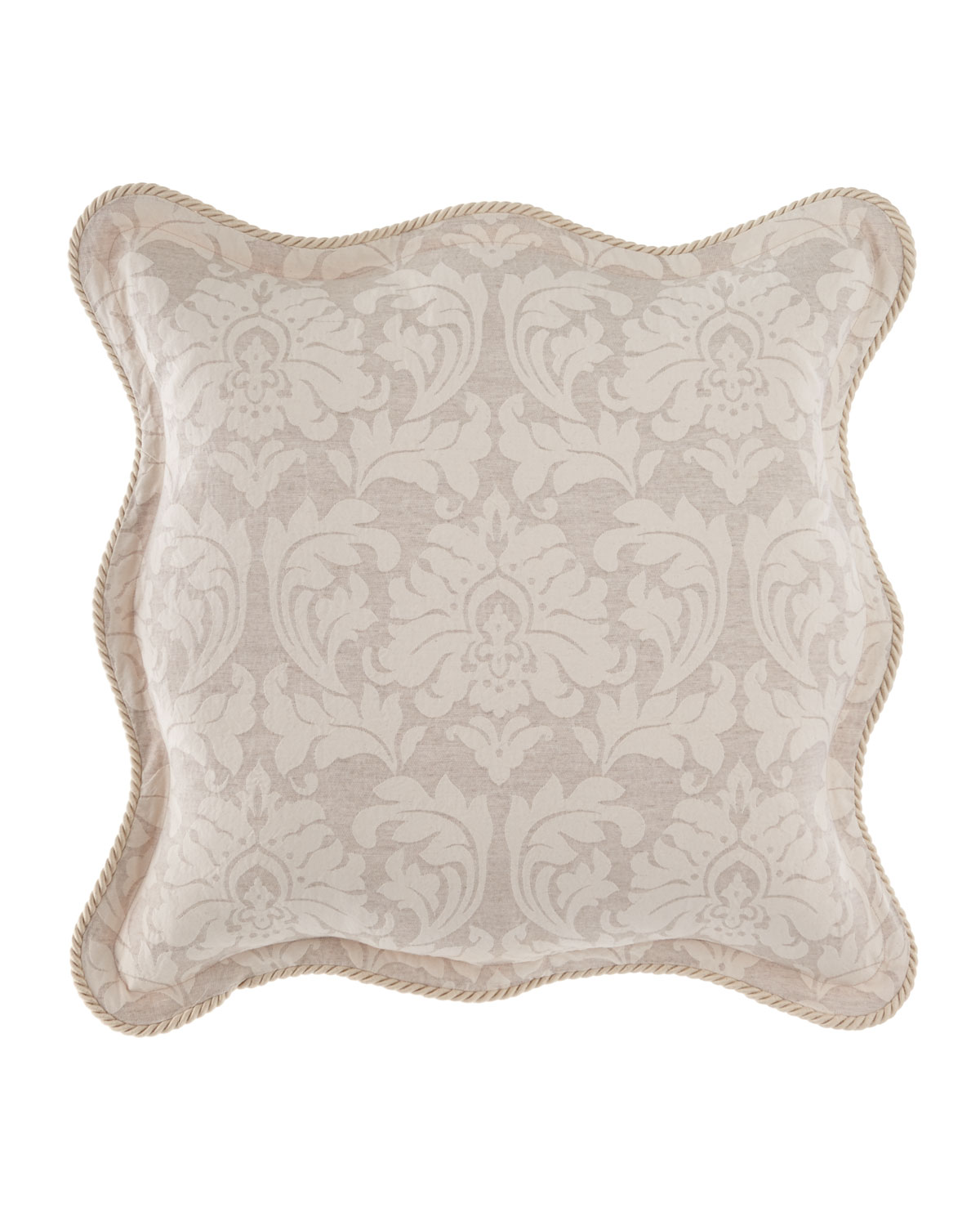 Sweet Dreams Paloma Damask European Sham