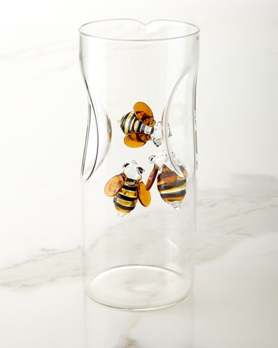 Carafe with Three Bees