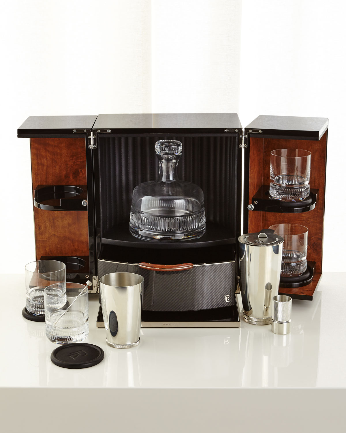 Learning From 30 Years Of Ralph Lauren Home: Ralph Lauren Home Paxton Mixology Box