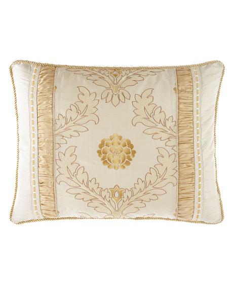 Austin Horn Collection Coronado Floral Standard Sham