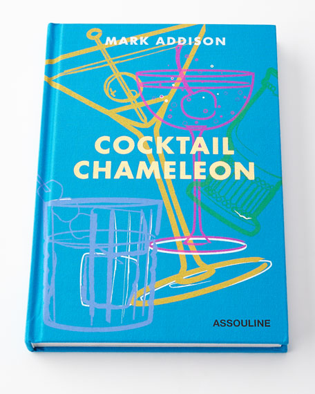 Assouline Publishing Cocktail Chameleon Book