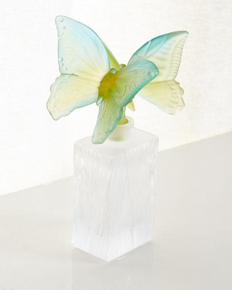 Daum Butterflies Perfume Bottle