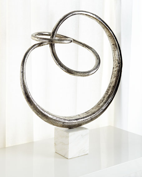 John-Richard Collection Colossal Reloop Sculpture