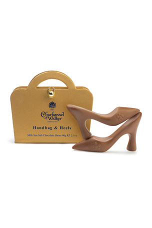 Charbonnel Et Walker Handbag & Heels Collection