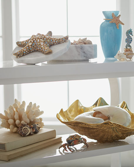 Jay Strongwater Ocean Starfish Box