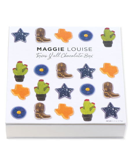 Maggie Louise Texas Y'all Chocolates
