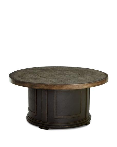 Sullivan Fire Pit Table