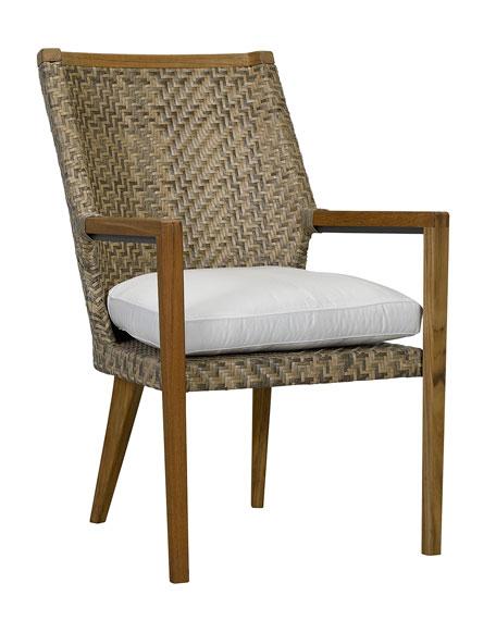 Lane Venture Cote d'Azure Dining Arm Chair