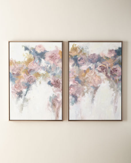 """Still Looking for You"" Giclee, Set of 2"