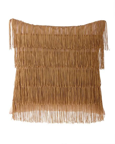 Dian Austin Couture Home Rosamaria Fancy Fringe Pillow