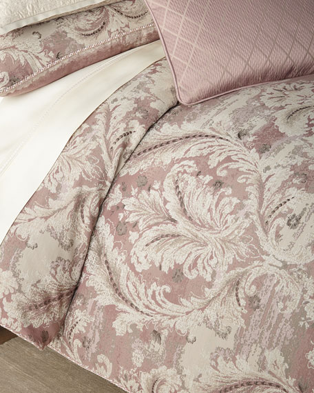 Waterford Victoria Orchid Queen Comforter Set