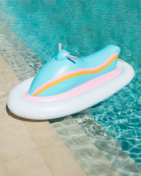 Funboy Fun Ski Pool Float