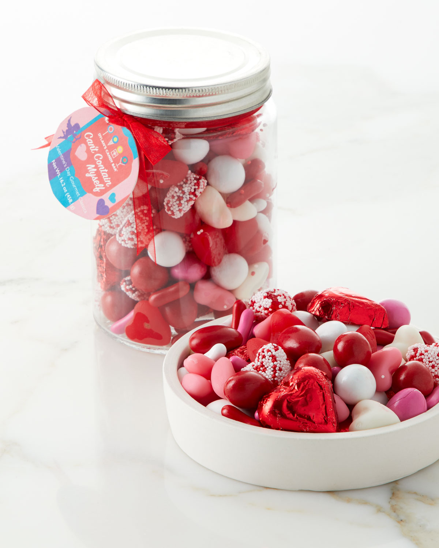 Dylan\'s Candy Bar Can\'t Contain Myself Valentine\'s Day Mason Jar ...