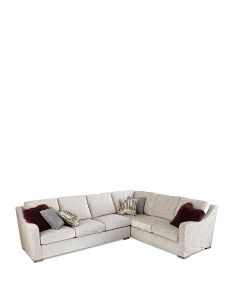 Massoud Neal Left-Side Sectional Sofa