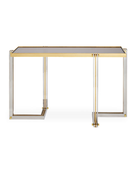 Electrum Console Table