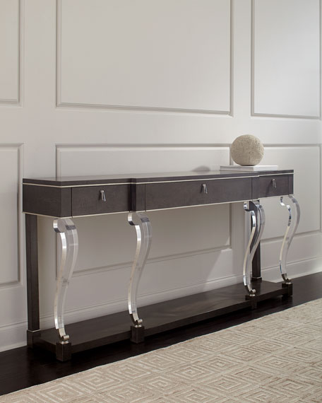 Keep Me Posted Console Table