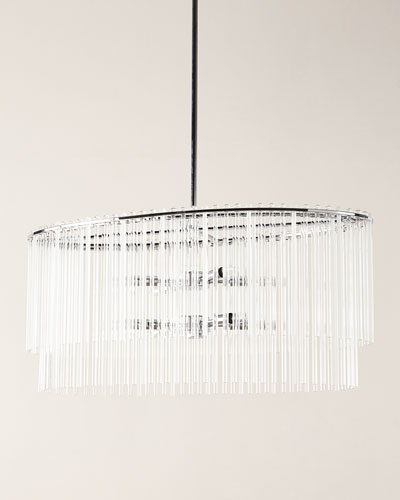 Bleecker 8-Light Polished Chrome Chandelier