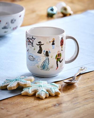 Twelve Days of Christmas Mug