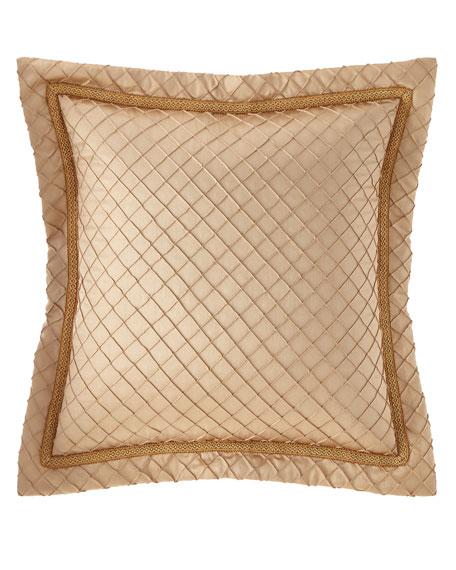 Austin Horn Collection Celia Diamond European Sham