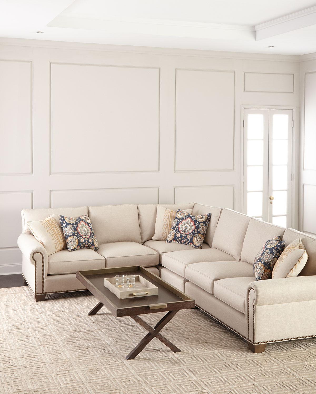 Cavalier 4 Piece Sectional Sofa