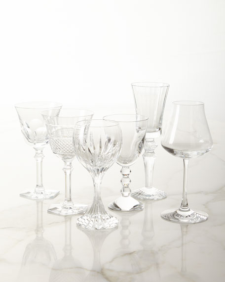 Baccarat Box of Assorted Wine Glasses, Set of 6