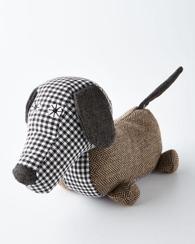 Sheldon Plush Dog Toy