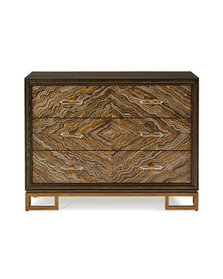 Image 2 of 5: John-Richard Collection Portoro Chest