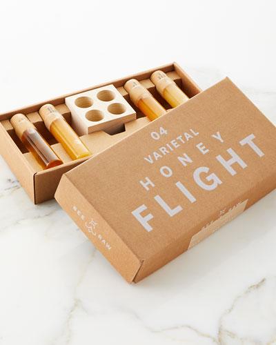 Wildflower Varietal Honey Flight