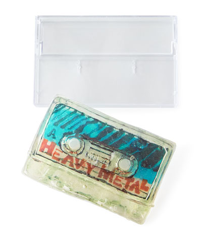 Sweet Saba Heavy Metal Cassette Tape Candy