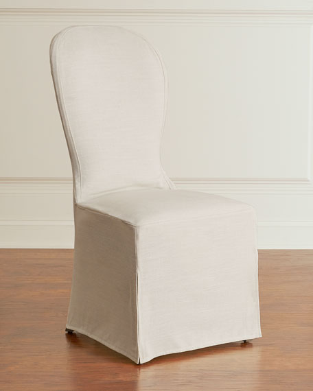Hooker Furniture Pair of Eleri Slipcover Dining Side Chairs